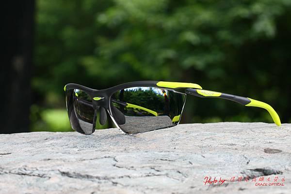 Rudy Project ProFlow 運動太陽眼鏡 & 高階第七代全視線視無線高階運動版變色鏡片