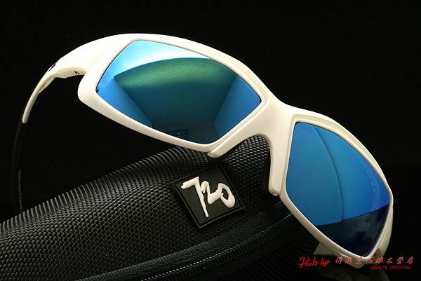 720armour Speeder RX 彩色藍鍍膜近視有度數運動光學太陽眼鏡