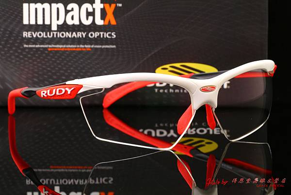 Rudy Project Agon Cannondale車隊版 運動型太陽眼鏡 & 高階抗衝擊防爆鏡片