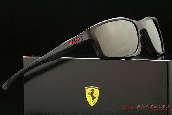 OAKLEY Scuderia Ferrari Chainlink OO9252-10 法拉利聯名版太陽眼鏡
