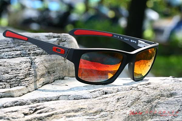 Oakley FERRARI POLARIZED JUPITER CARBON OO9220-06 法拉利碳纖維系列太陽眼鏡