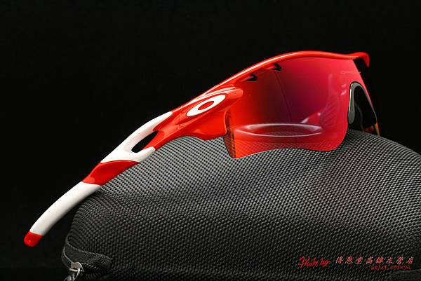 OAKLEY RADARLOCK PATH OO9181-16 紅白款太陽眼鏡