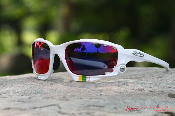 OAKLEY RACING JACKET OO9171-26 環法版運動太陽眼鏡