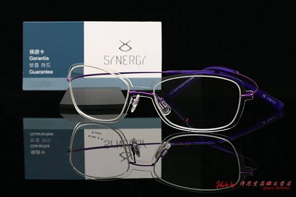 SYNERGY eyewear 4706 近視光學眼鏡