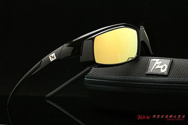 720armour Speeder RX 彩色金鍍膜近視有度數運動光學太陽眼鏡