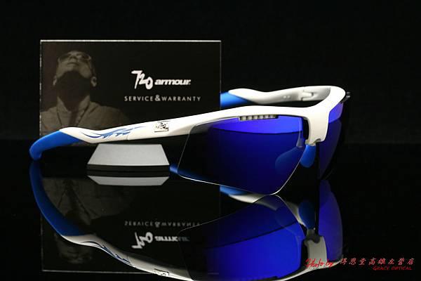 720armour Dart B304B2-11 藍色鍍膜 運動型太陽眼鏡
