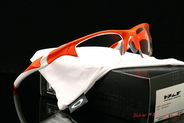 OAKLEY HALF JACKET 2.0 XL OO9154-02 & 高階SPORT第七代全視線視無線運動版變色鏡片