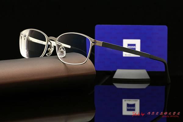 蔡司3C數位鑽立方鉑金鍍膜鏡片