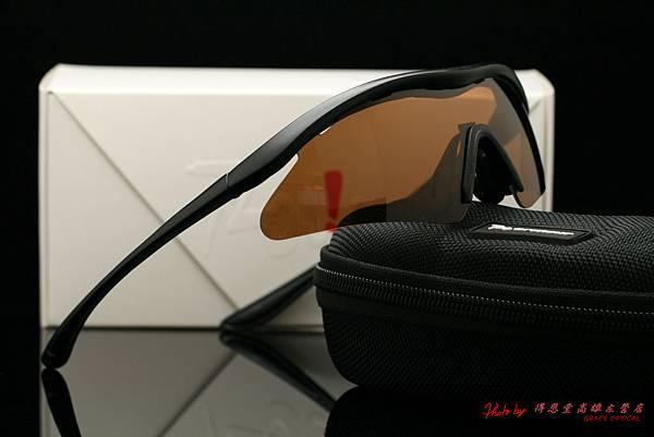 720armour Rider T337Lite-3-PCPL 偏光茶色片 運動太陽眼鏡