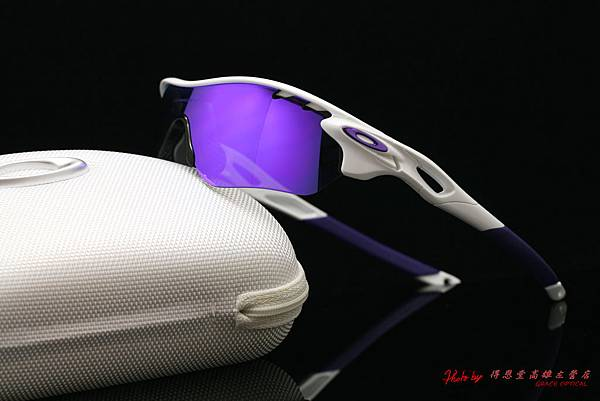 OAKLEY RADARLOCK EDGE OO9183-05 運動型太陽眼鏡