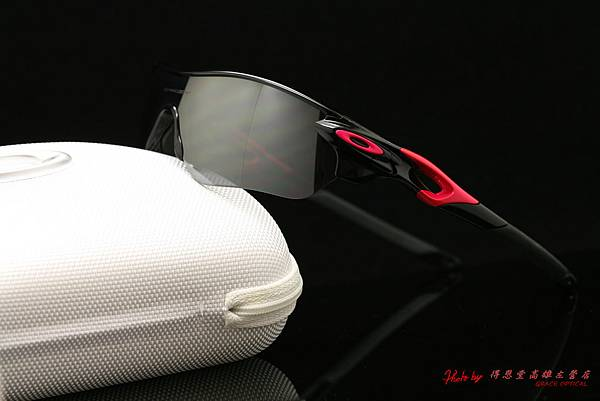 OAKLEY RADARLOCK EDGE OO9183-07 運動型太陽眼鏡