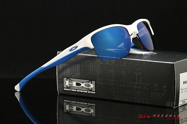OAKLEY HALFLINK ASIAN FIT OO9251-03 運動型太陽眼鏡