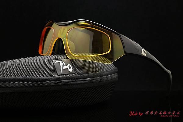 720armour HITMAN 近視有度數黃色夜間眼鏡