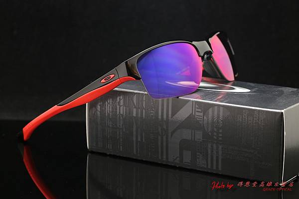 OAKLEY HALFLINK POLARIZED ASIAN FIT OO9251-06 運動型太陽眼鏡