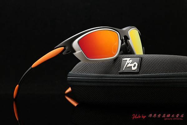 720armour Focus RX & 近視有度數紅色鍍膜太陽眼鏡