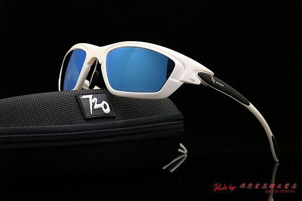 720armour Focus RX & 近視有度數藍色鍍膜太陽眼鏡