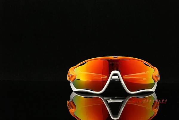 OAKLEY JAWBREAKER POLARIZED OO9290-09 偏光款運動型太陽眼鏡