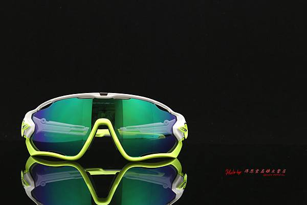 OAKLEY JAWBREAKER OO9270-02 (Asia Fit) 運動型太陽眼鏡