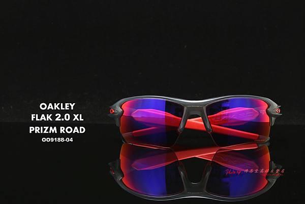 OAKLEY FLAK 2.0 XL Prizm Road OO9188-04 道路專用運動型太陽眼鏡 高雄得恩堂左營店