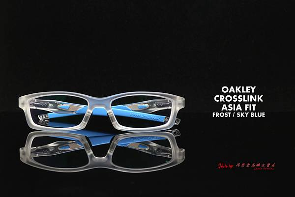 Oakley Crosslink OX8029-14 ASIAN FIT(亞洲版) FORST/SKY BLUE配色