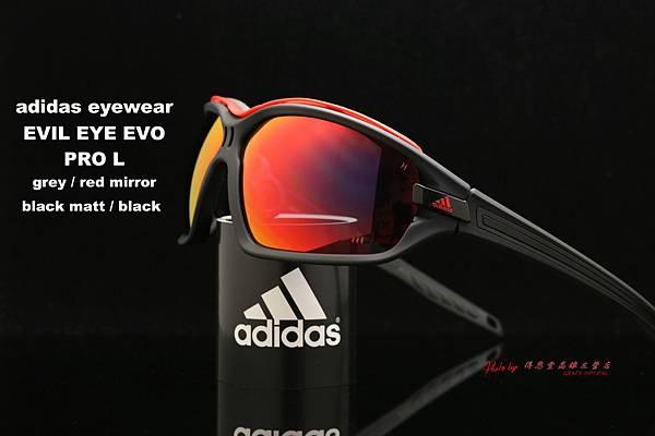 adidas eyewear EVIL EYE EVO PRO L 愛迪達邪惡之眼運動型太陽眼鏡 高雄得恩堂左營店