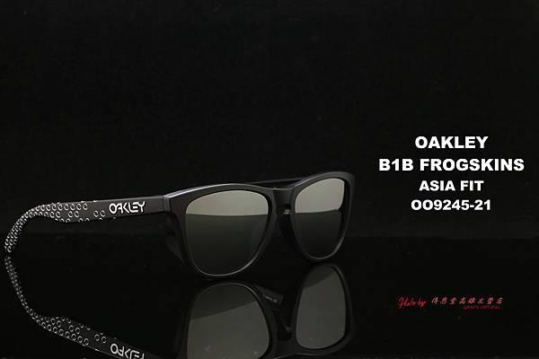 OAKLEY FROGSKINS ASIAN FIT OO9245-21 太陽眼鏡 高雄得恩堂左營店
