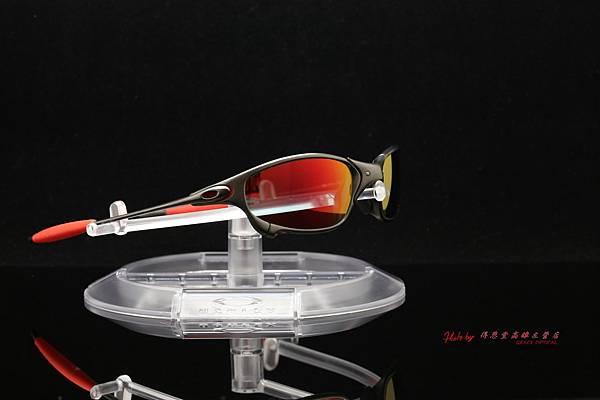 OAKLEY X METAL Ducati JULIET & 高階SPORT運動型近視有度數偏光紅色鍍膜太陽眼鏡鏡片 高雄得恩堂左營店