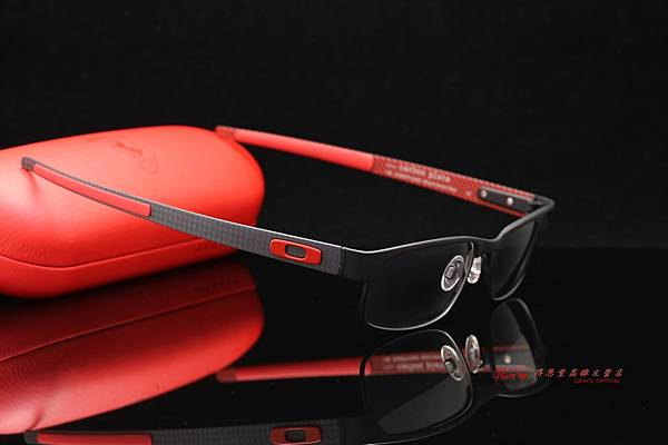 Oakley Ferrari Carbon Plate OX5079-4 法拉利系列碳纖維光學近視眼鏡 高雄得恩堂左營店