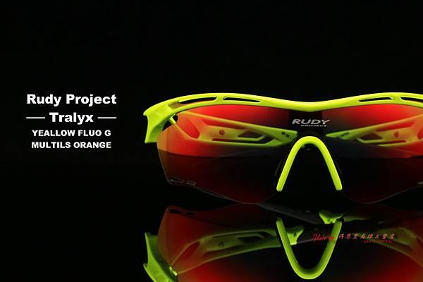 Rudy Project Tralyx 運動型太陽眼鏡 高雄得恩堂左營店
