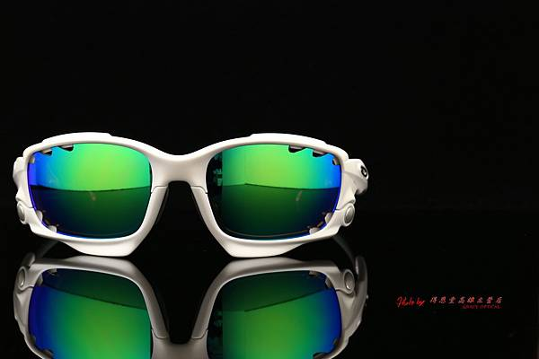OAKLEY RACING JACKET運動型太陽眼鏡 & 高階近視有度數偏光綠鍍膜太陽眼鏡鏡片 高雄得恩堂左營店