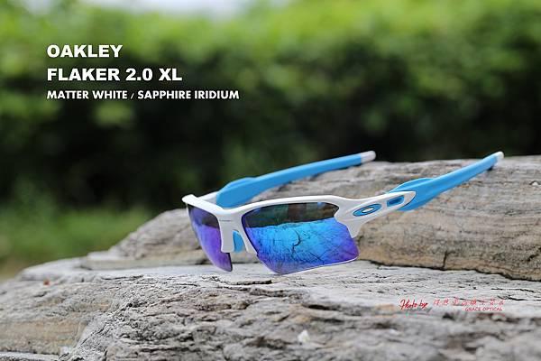 OAKLEY FLAK 2.0 XL OO9188-02 運動型太陽眼鏡 高雄得恩堂左營店