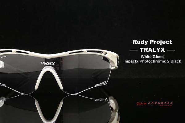 Rudy Project Tralyx Impactx2 blacker變色款運動型太陽眼鏡