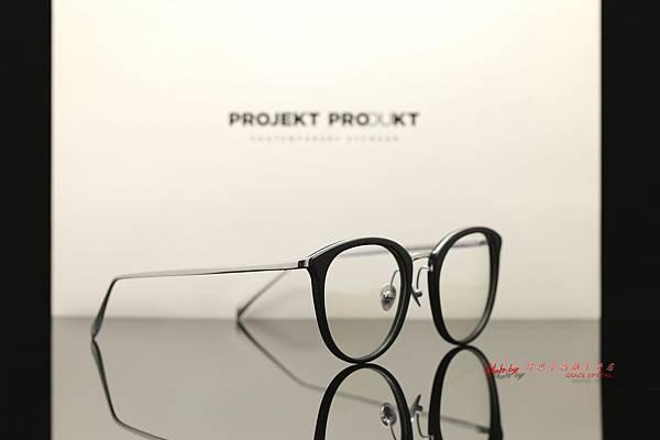 PROJEKT PRODUKT MC-7 韓國時尚眼鏡 高雄得恩堂左營店