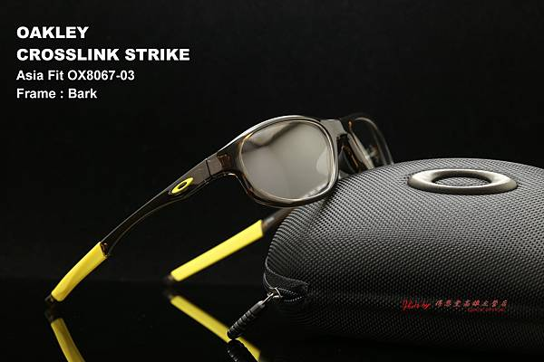 OAKLEY CROSSLINK STRIKE ASIA FIT OX8067-03 光學近視眼鏡