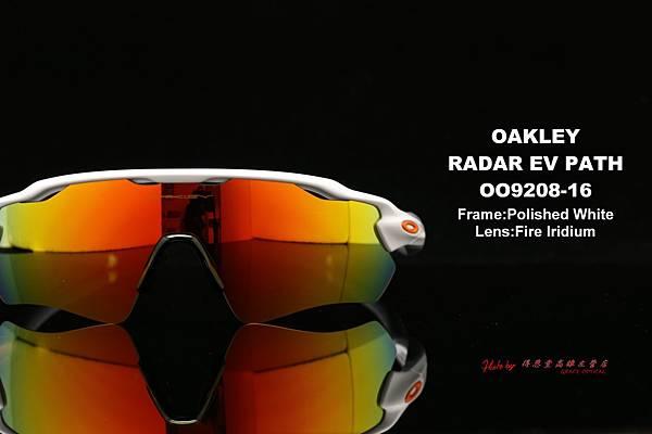 OAKLEY RADAR EV PATH OO9208-16 運動型太陽眼鏡 高雄得恩堂左營店
