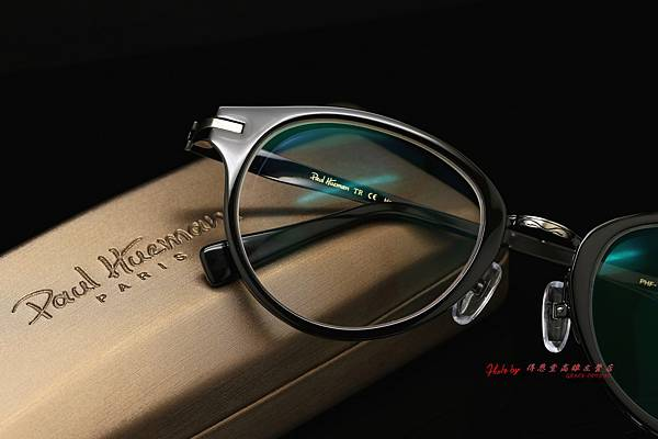 Paul Hueman PHF-776 C-5 波士頓復古框形 韓國流行潮鏡