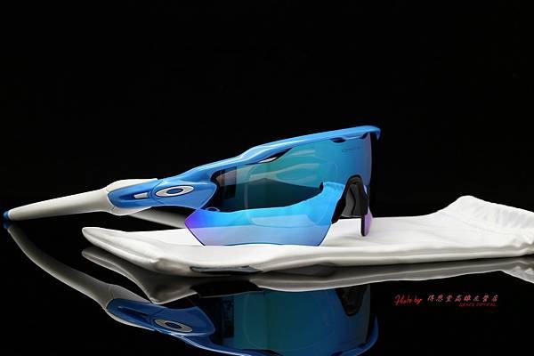 OAKLEY RADAR EV PATH & 客製化近視有度數運動光學太陽眼鏡 高雄得恩堂左營店