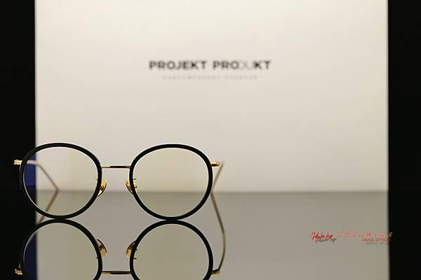 PROJEKT PRODUKT GL-9 C01G 韓國時尚眼鏡 高雄得恩堂左營店