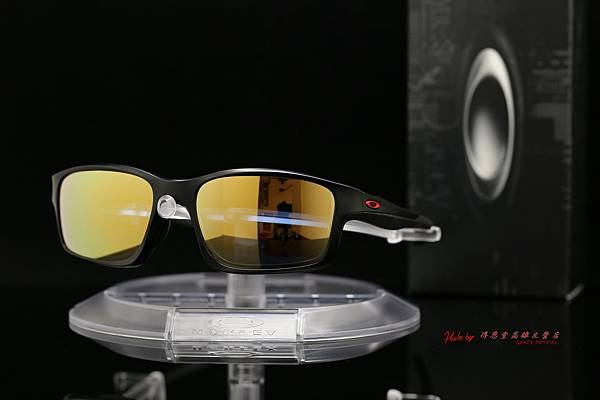 OAKLEY CHAINLINK OO9247-09太陽眼鏡 & 高階SPORT近視有度數金鍍膜太陽眼鏡鏡片 高雄得恩堂左營店