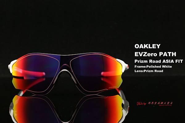 OAKLEY EVZERO PATH PRIZM ROAD ASIA FIT OO9313-04 運動型太陽眼鏡 高雄得恩堂左營店