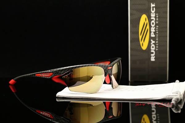 Rudy Project STRATOFLY 碳纖維紋路 運動型太陽眼鏡 高雄得恩堂左營店