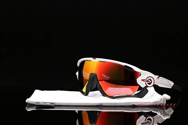 OAKLEY JAWBREAKER & 高階SPORT全視野近視有度數紅鍍膜運動型太陽鏡片 高雄得恩堂左營店