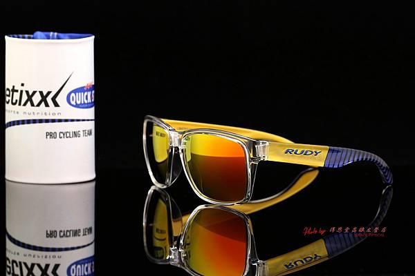 ce61cb47c8 Rudy Project Spinhawk Etixx-Quick-Step Cycling Team 快步車隊版太陽 ...
