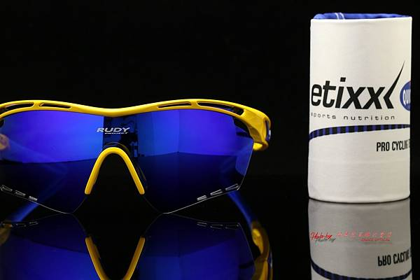 Rudy Project Tralyx Etixx-Quick-Step Cycling Team 快步車隊版 運動型太陽眼鏡 高雄得恩堂左營店