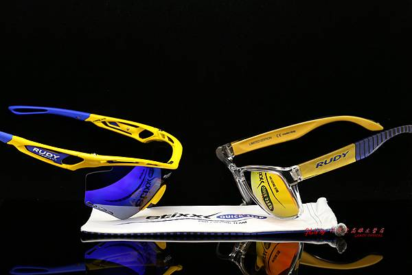 Rudy Project Tralyx Etixx-Quick-Step Cycling Team 快步車隊版太陽眼鏡 高雄得恩堂左營店