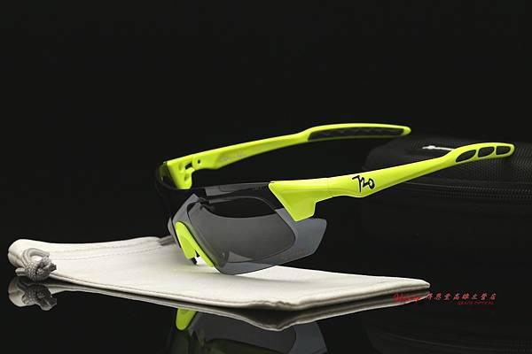 720armour KAMIKAZE CRX 近視有度數白金鍍膜偏光運動型太陽眼鏡 高雄得恩堂左營