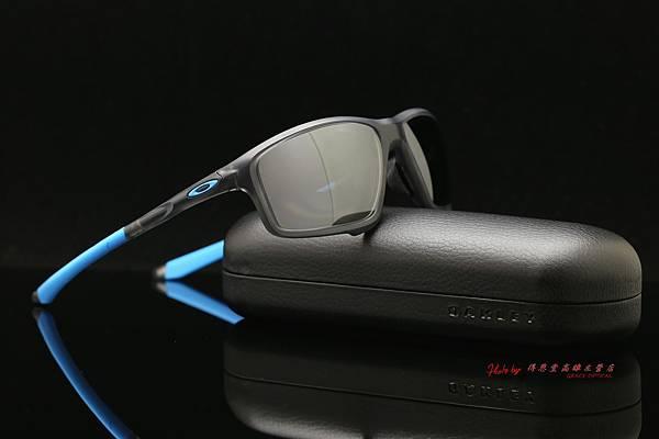 OAKLEY CROSSLINK ZERO OX8080-01 ASIA FIT 亞洲版 & 高階SPORT偏光白鍍膜近視有度數運動型鏡片