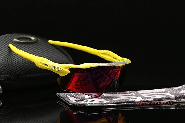 OAKLEY RADAR EV PATH PRIZM ROAD TOUR DE FRANCE EDITION OO9208-43 環法版運動型太陽眼鏡 高雄得恩堂左營店