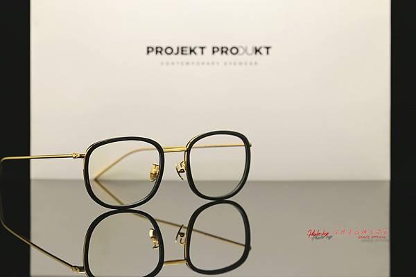 PROJEKT PRODUKT GL-10 C01G 韓國時尚眼鏡 高雄得恩堂左營店