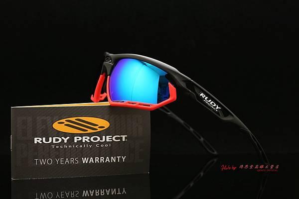 Rudy Project FOTONYK & 高階SPORT偏光彩色藍鍍膜有度數近視鏡片